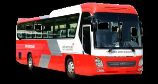 Tour du lịch Hà Giang ngắm tam giác mạch cho các bạn trẻ với xe du lịch Xe Samco Hino 29 chỗ