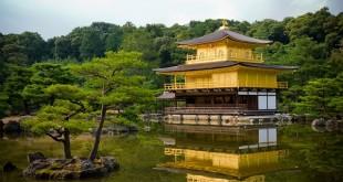 Chùa Vàng - Du xuân Nhật Bản 2017