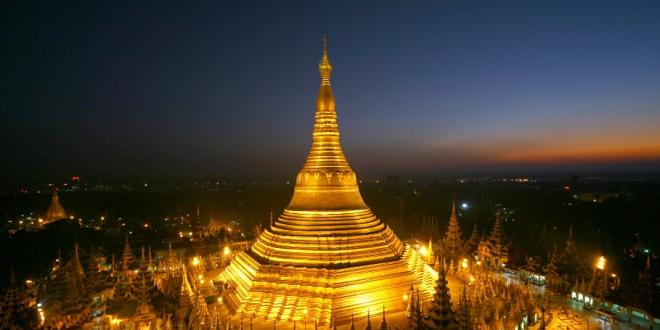 ShweDagon-du-lịch-Myanmar