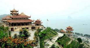 Thiền viện GIác Tâm - Chùa Cái Bầu , Quảng Ninh