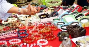 Chợ đa quý Yangon - Myanmar