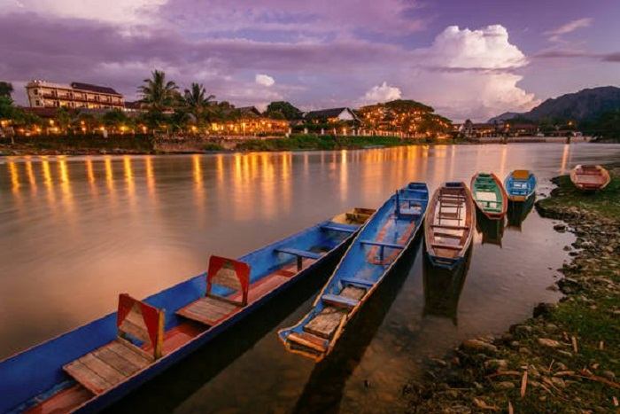 Sông Nam Song thơ mộng
